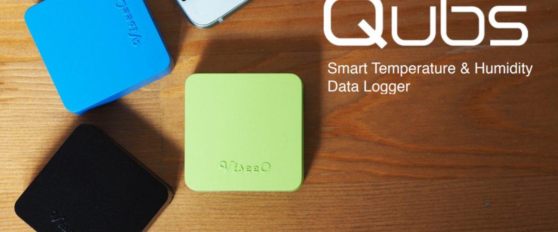 QUBS 是ViseeO的IOT系列產品中最新加入的一個裝置。 是監控溫度和濕度最簡便的方法,可放置在任何地方包括 汽車,房間,衣櫥和辦公室等等,幫助您保持健康舒適的環境。