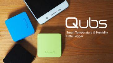 達酷美QUBS智能溫濕度數據紀錄器應用廣泛